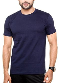 a5885c96fef2a It has short sleeves and a classic round neckline. This t-shirt gives you a  perfect relaxed look.