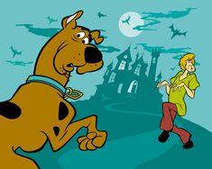 """Scooby Doo. """":O)"""