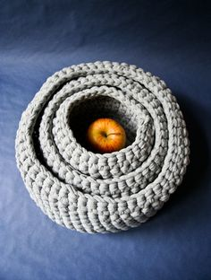 Crochet bowls by gudstav