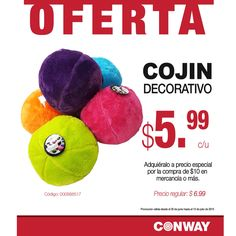 #Hogar #Cojines #Muebles #ConwayDesign #Decoración #Interiores #Panama