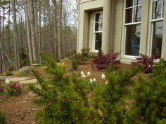 Landscape Design By Andyu0027s Landscape Service In Birmingham, AL. Water  Feature, Flagstone Patio, Walk, Perennials And New Shrubs.