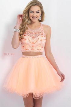 Homecoming dresses by Blush Prom Homecoming Style 10080 #BlushProm #Homecoming2015