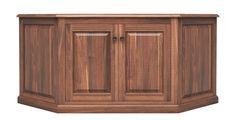 Woodley Brothers Furniture -  Coal Creek Home Office 36 Corner Storage