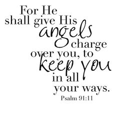 So you got your interest up in Psalm 91, this Psalm prayer of protection. Press on with intent! This passage of Scripture is brimming over with promises