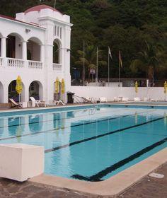 Piscina do Clube Naval de Maputo