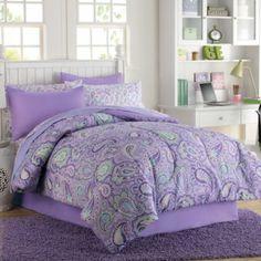 Georgia 6-8 Piece Comforter and Sheet Set - BedBathandBeyond.com