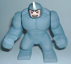 Lego Custom Marvel Super Heroes Rhino Spiderman BIG Figure Prototype | eBay