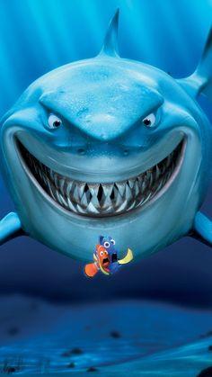 The Dark Knight Phone Wallpaper Dory Finding Nemo, Disney Finding Dory, Funny Iphone Wallpaper, Disney Phone Wallpaper, Dory And Marlin, Up Pixar, Disney Pixar, Disney Frames, Alice In Wonderland Characters