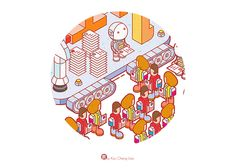 2015 / Poster Illustration Collection / on Behance