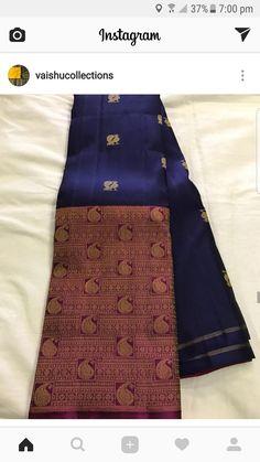 Indian Silk Sarees, Ethnic Sarees, Soft Silk Sarees, Silk Saree Kanchipuram, Handloom Saree, Kurti, Indian Wedding Wear, Wedding Silk Saree, Saree Blouse Patterns
