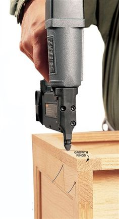 Master Your Brad Nailer - Reviews - American Woodworker
