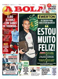 SPORTS And More: #Uruguay #JonathanRodriguez and #ElbioAlvarez join...