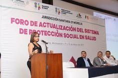 """El Seguro Popular organiza el foro """"Actualización del Sistema de Protección Social en Salud"""", para capacitar a médicos de primer nivel de la entidad y mejorar la prestación de los ..."""