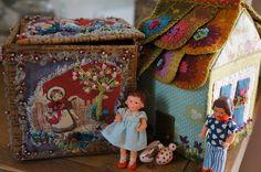 Collectio de boites by Les photos de Vero, via Flickr