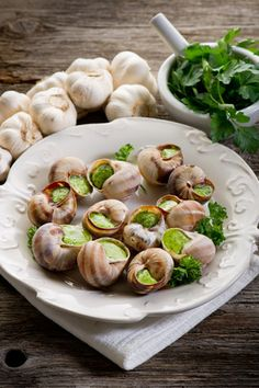 Escargots de Bourgogne Another traditional recipe to try out using this Burgundy delicacy!