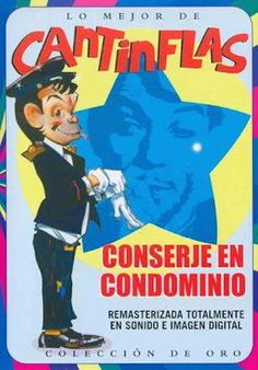 Cantinflas: Conserje en condominio (Audio Latino) 1974 online