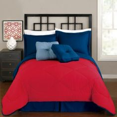 jcp home™ Cotton Expressions Comforter & Accessories   found at @JCPenney