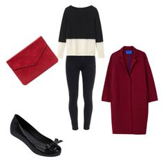 minimal by ballerina-1982 on Polyvore featuring Toast, Winser London, Paige Denim and Melissa