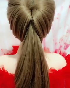 hair ombre bellevue, how to use a hair waver, bridal hair accessories flowers, atlanta hair braiding salons, how much do tape in hair ex… in 2019 Easy Hairstyles For Long Hair, Cute Hairstyles, Braided Hairstyles, Wedding Hairstyles, Hairstyle Ideas, Bob Hairstyle, Female Hairstyles, Workout Hairstyles, Amazing Hairstyles