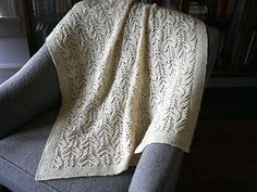 An individual pattern from the book, My Grandmother's Knitting: Family Stories and Inspired Knits from Top Designers, this is a small blanket in three sizes. It features a stitch pattern that emulates a crocus patch in bloom.When most people think of their grandmother's knitting, they might not immediately see the connection to a modern knitter's life. But in this book, Larissa Brown shows us that nothing could be further from the truth. Many of today's hippest and most popular knitters f...