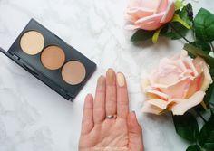 NEW LOOK Pure Colour Makeup Contour Palette Review ♥ http://www.joliennathalie.com/2015/11/new-look-contour-palette-review.html #newlookmakeup #purecolour #partyready