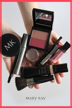 You don't need more than a handful of products to create a flawless look! Our CC Cream with SPF 15 is the perfect base for your makeup look as the sun begins to shine a little brighter. | Mary Kay www.marykay.com/fionnamartin