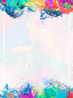Wallpaper Images Hd, Framed Wallpaper, Flower Background Wallpaper, Paint Background, Wallpaper Backgrounds, Oil Painting Background, Simple Background Images, Simple Backgrounds, Flower Backgrounds