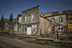 10 Haunted U.S. Ghost Towns