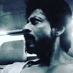 """""""Oily tanned scruffy and Kohl eyed Raees shoot..."""""""