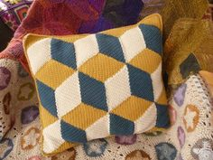 Coussin Vasarely LolaPinso