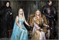 """""""Game of Thrones"""" estará al aire por dos temporadas más - http://www.leanoticias.com/2014/04/10/game-thrones-estara-al-aire-por-dos-temporadas-mas/"""