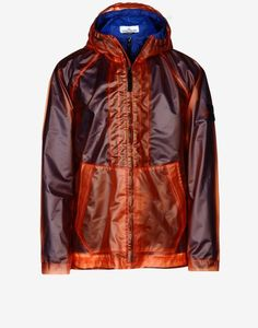 492Y2 POLY COVER COMPOSITE + HEAVY FLEECE Mid Length Jacket Stone Island Men -Stone Island Online Store