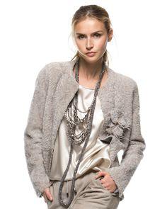 Brunello Cucinelli necklaces are gorgeous!