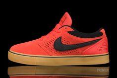 """Nike P-Rod V LR """"Hyper Red"""""""