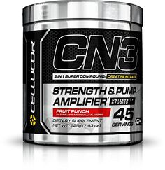 Cellucor CN3 Strength and Pump Amplifier Fruit Punch 793 Ounce ** You can find more details by visiting the image link. (This is an affiliate link)