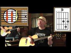 Sugar Sugar - The Archies - Acoustic Guitar Lesson (easy-ish)