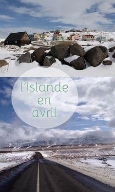 Avez-vous déjà pensé visiter l'Islande en avril? Voici ce qu'il faut savoir avant de se rendre sur place (indice : il y a beaucoup de neige) #Islande #voyage Destination De Reve, Voyage Europe, Europe Destinations, Iceland Travel, Travel Around The World, Around The Worlds, Solo Travel, Faut, Trip Planning