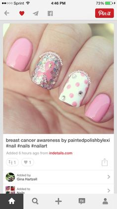 Omg, I want these nails!