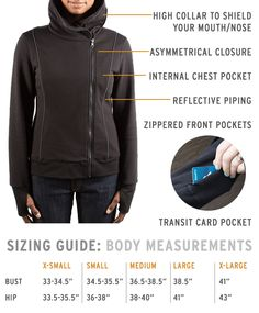 I NEED THIS IMMEDIATELY Women's missanthrope hoodie for Black/Reflective Urban Commuter Hoodie