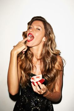Gisele Bundchen x Terry Richardson for Harpers Bazaar Brasil • Highsnobiety