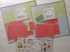 2 Packages Creative Memories SPRING Additions & 1 Pkg Classic Spring Stickers #CreativeMemories
