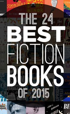 The 24 Best Fiction Books Of 2015