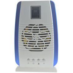 Casa Lámpara UV Esterilizador Purificador de Aire Ionizador Purificador de Aire de Aniones Carbón activado Filtro Hepa Filtro de Aire de Polvo PM2.5 Formaldehído
