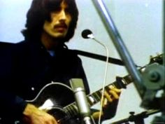 Photos of The Beatles in the 1970 movie Let It Be. Beatles Photos, The Beatles, Blue Jay Way, George Harrison, Fan, Queen, Let It Be, Pictures, Movies