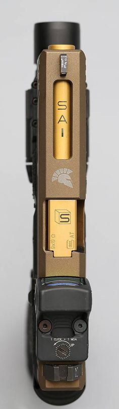 So beautiful...SAI Glock.