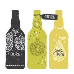 market, drinks, cider, cafe, floral, bar, ornament, new, yellow, vector, symbol, elements, banners, graphic, decor, alcohol, typography, wine, label, grey, funny, illustration, bottle, retro, cool, beer, texture, design, colorful, sketch, store, juice, apple, menu, fruit, vintage, background, drawn, water, pear, shop, hand, calligraphy, glass, emblems, cidre