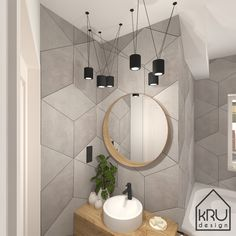Bathroom Lighting Design, Bathroom Design Luxury, Modern Bathroom Design, Laundry Room Inspiration, Bathroom Design Inspiration, Classic Bedroom Furniture, Ceiling Light Design, Bathroom Toilets, Decoration