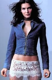Image result for angie harmon body measurements