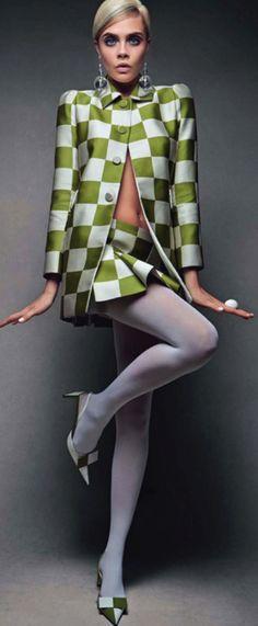 Cara Delevingne for Louis Vuitton