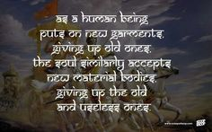 30 Bhagavad Gita Quotes That Have Life Changing Lessons For All Of Us Reiki Quotes, Sanskrit Quotes, Spiritual Quotes, Hindi Quotes, Me Quotes, Qoutes, Class Quotes, Spiritual Gangster, Quotations